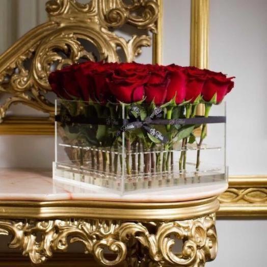 Розочки будущего: букеты цветов на заказ Flowwow