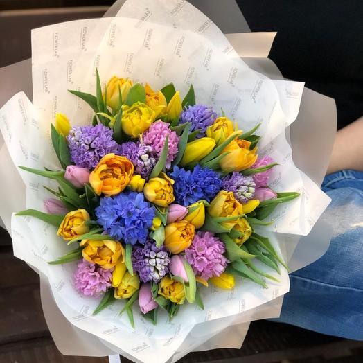 Summer mix: букеты цветов на заказ Flowwow
