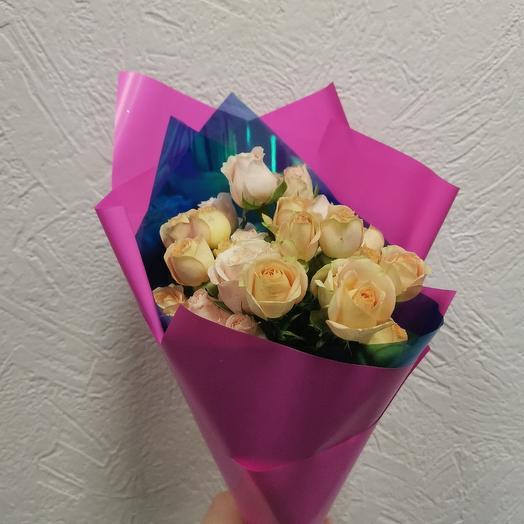 Для милой: букеты цветов на заказ Flowwow