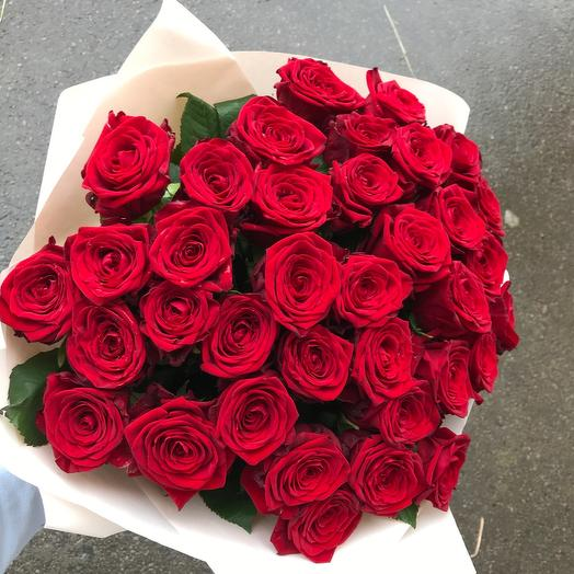 35 Роза