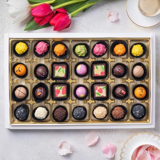 Шоколадный набор «Краски жизни», 418 г