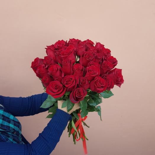 25 роз Эксплорер