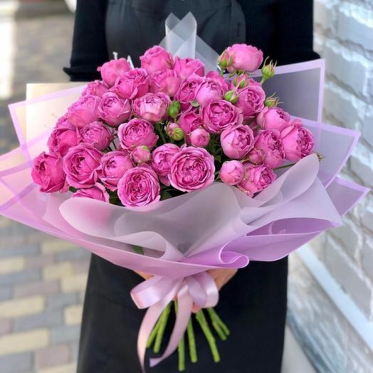 Букет из роз «Мисти»