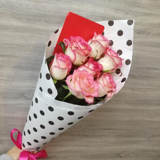 7 роз Джумилия