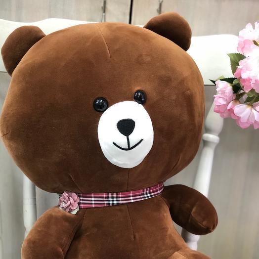 Мягкая игрушка «Медведь Барни»