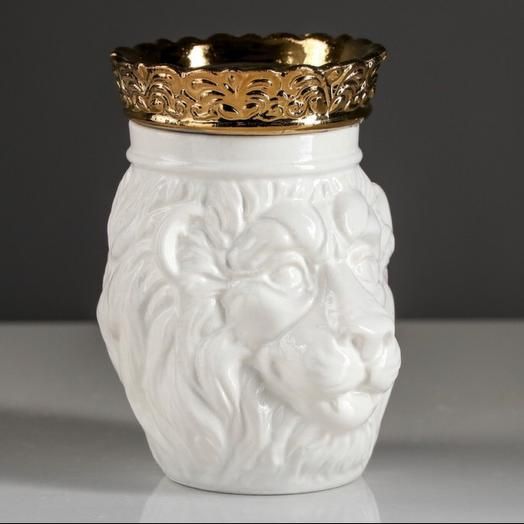 Копилка «Лев с короной»