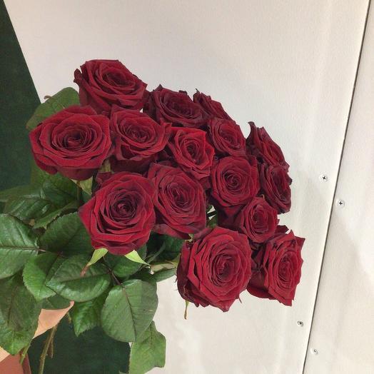 15 чувственных роз