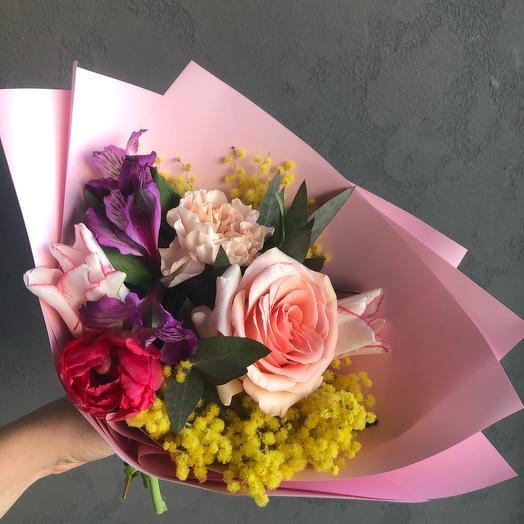 Prefab bouquet 1