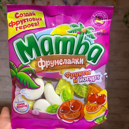 Жевательный мармелад Mamba