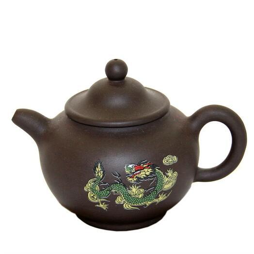 """Чайник """"Дракон"""", глина, 280 мл 1 шт"""