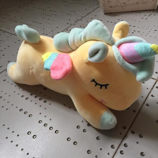Мягкая игрушка Единорожка
