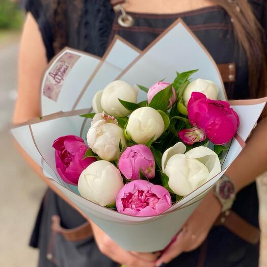 Special offer Bouquet of peonies️