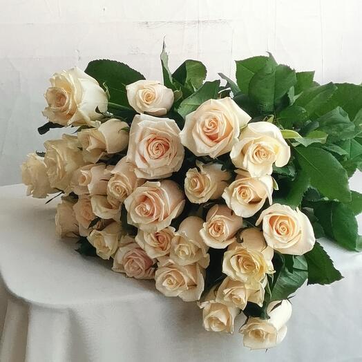 27 чайных роз
