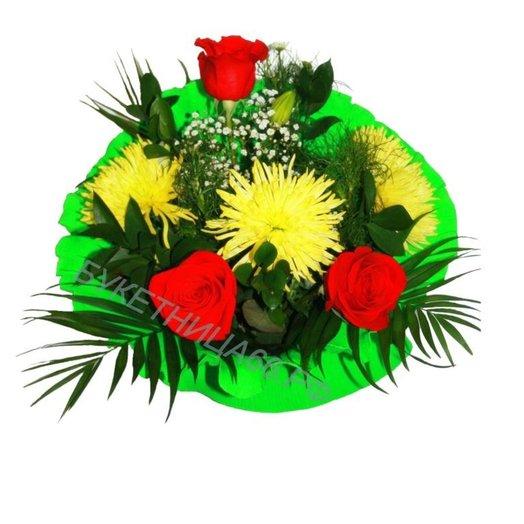 Букет на день города 2017 екатеринбург, цветов варшавка доставка
