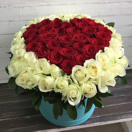 Сладкие чувства: букеты цветов на заказ Flowwow