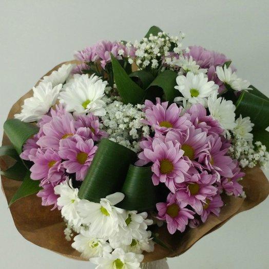 Сиреневые облака: букеты цветов на заказ Flowwow