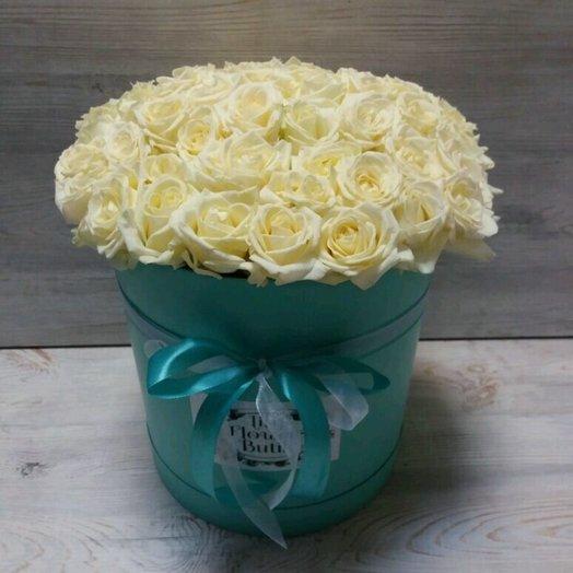 Tiffany White: букеты цветов на заказ Flowwow