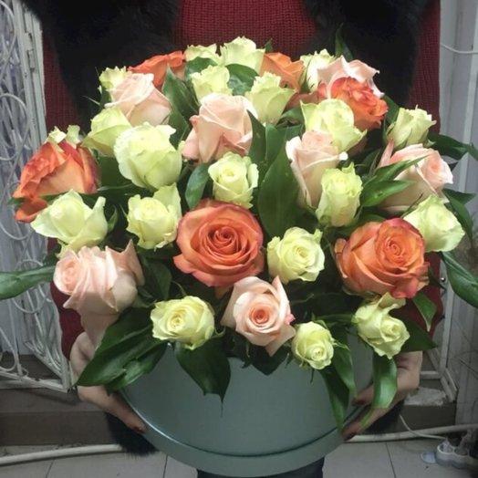 Букет № 97 Лейбита: букеты цветов на заказ Flowwow