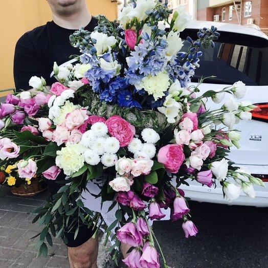 Неповторимой: букеты цветов на заказ Flowwow