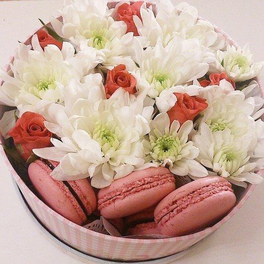 Сладкое утро!: букеты цветов на заказ Flowwow