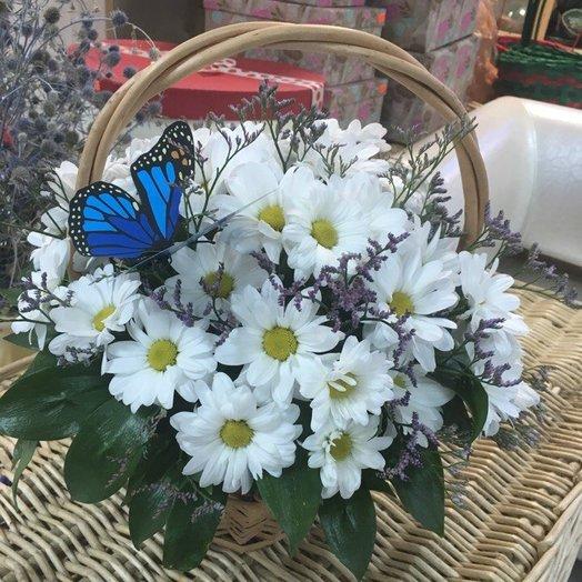 """Композиция """" Бабочка"""": букеты цветов на заказ Flowwow"""