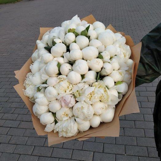 Французский аромат: букеты цветов на заказ Flowwow