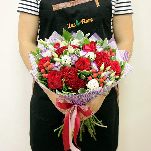 Букет Стефани: букеты цветов на заказ Flowwow