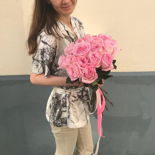Розы Шарм : букеты цветов на заказ Flowwow