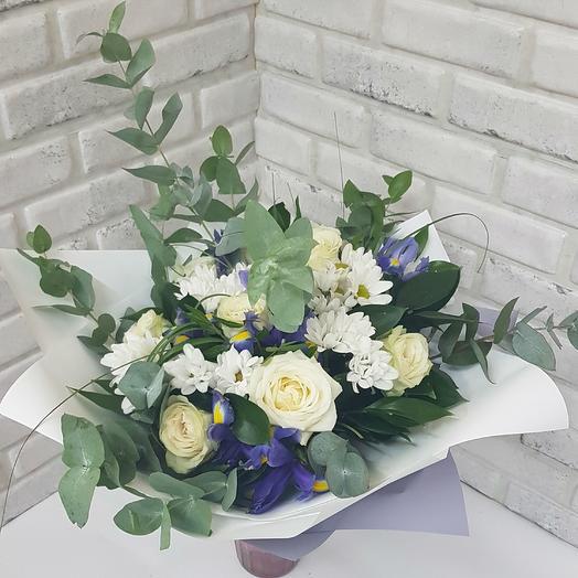 Вдохновение : букеты цветов на заказ Flowwow