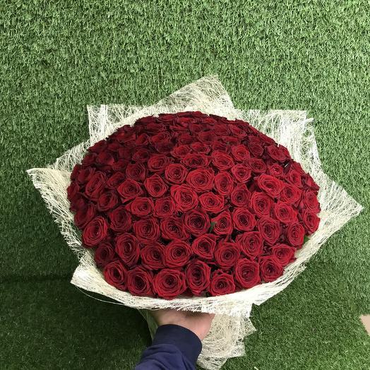 101 причин: букеты цветов на заказ Flowwow