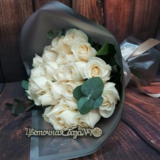 """Женственный букет """"Леди"""": букеты цветов на заказ Flowwow"""