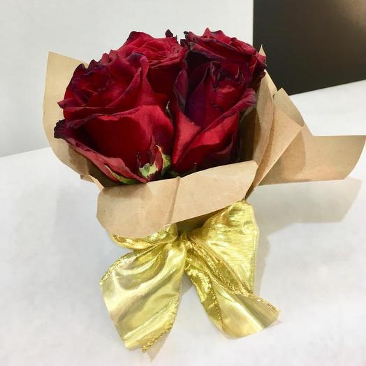 Куб Крола: букеты цветов на заказ Flowwow
