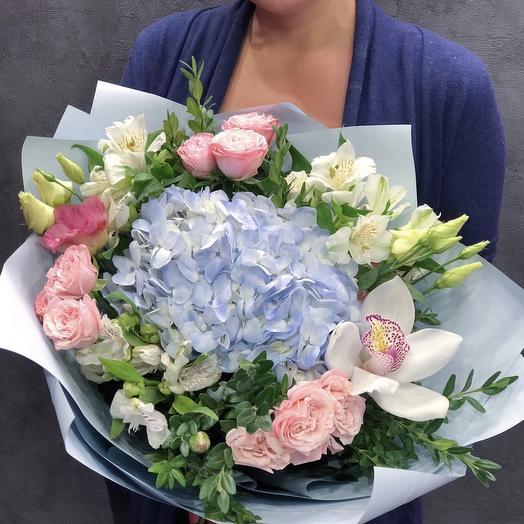 Букет микс из разных цветов: букеты цветов на заказ Flowwow