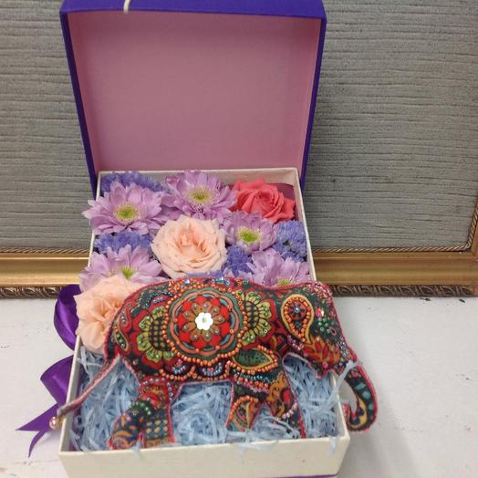 Богатство в дом: букеты цветов на заказ Flowwow