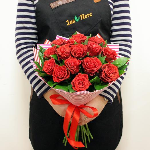 Букет 037 15 шт - 50см: букеты цветов на заказ Flowwow