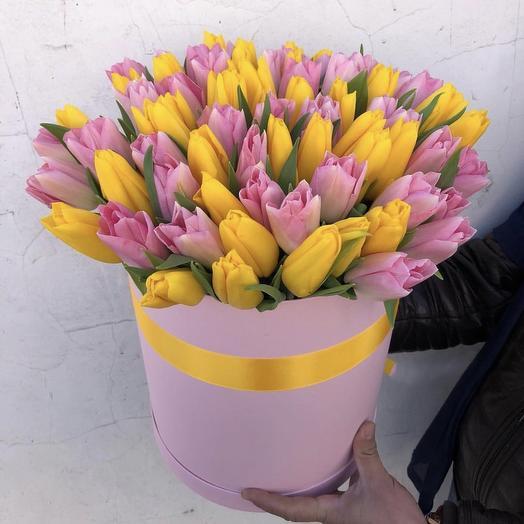 Притяжение: букеты цветов на заказ Flowwow