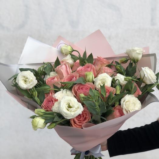 Ольга: букеты цветов на заказ Flowwow