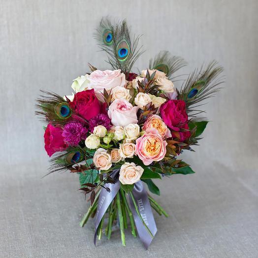 """Большой букет """"Милан"""": букеты цветов на заказ Flowwow"""