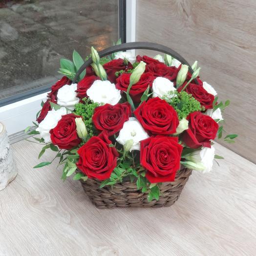 Корзина 2: букеты цветов на заказ Flowwow