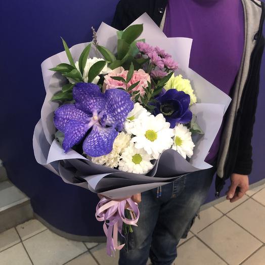 Букет Шарм: букеты цветов на заказ Flowwow