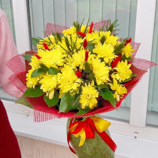 Цветочное кружево: букеты цветов на заказ Flowwow