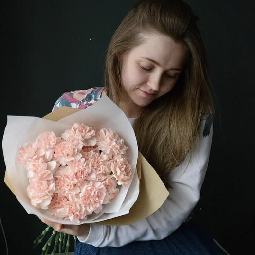 Букет Диантус 🌸: букеты цветов на заказ Flowwow