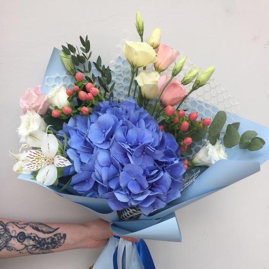 Букет «Великодушный»: букеты цветов на заказ Flowwow