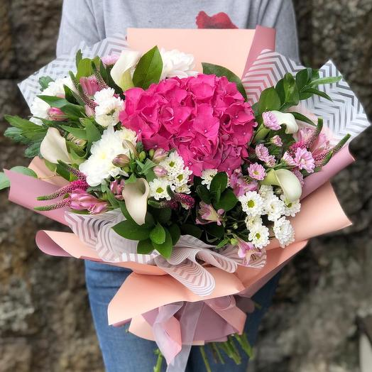 Любовь: букеты цветов на заказ Flowwow