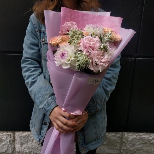 Vanilla: букеты цветов на заказ Flowwow
