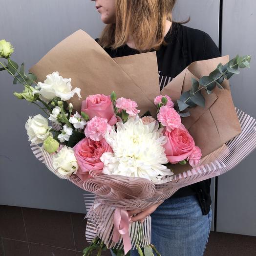Зефир🤩: букеты цветов на заказ Flowwow