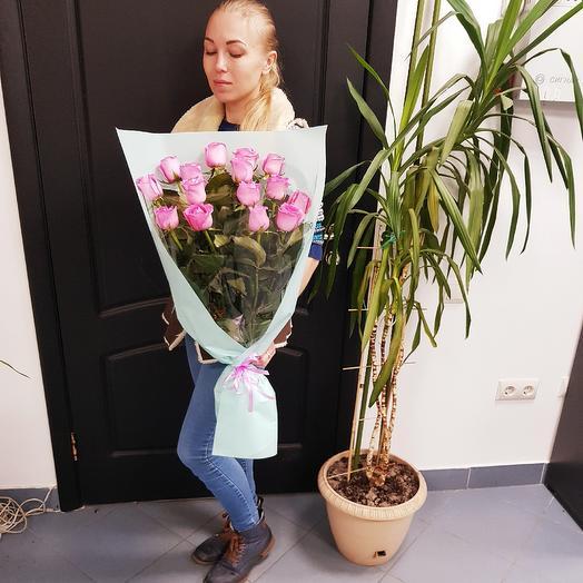 Розет: букеты цветов на заказ Flowwow