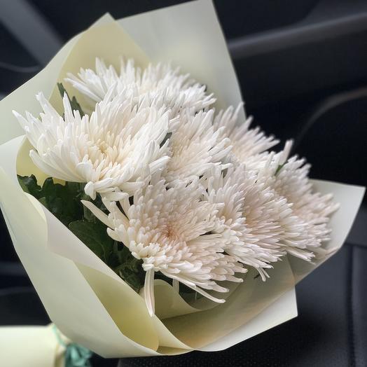 Настя: букеты цветов на заказ Flowwow