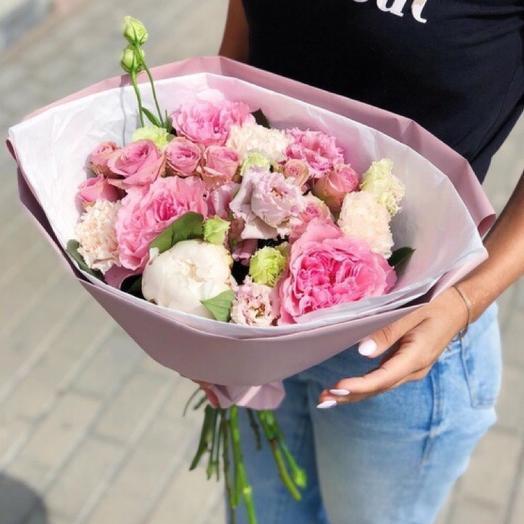 Дыхание нежности: букеты цветов на заказ Flowwow