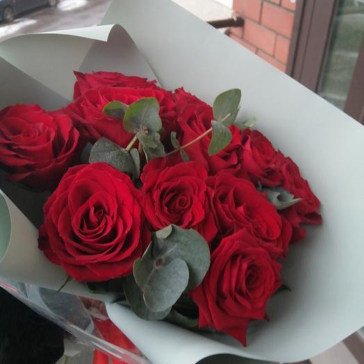 Эдем: букеты цветов на заказ Flowwow